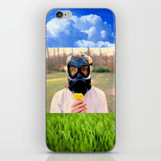 Contagious Spring iPhone & iPod Skin