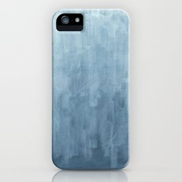 Abstract  / Latvian Winter iPhone Case