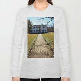 Cherokee Nation - The Historic George M. Murrell Home, No. 3 of 5 Long Sleeve T-shirt