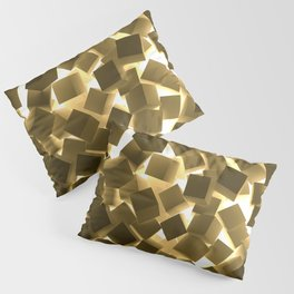 3D What Burns in Your Box? Pillow Sham
