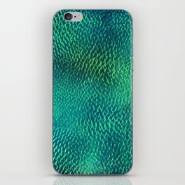 FluO scales iPhone Skin