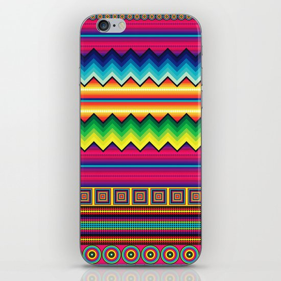 Guatemala iPhone & iPod Skin