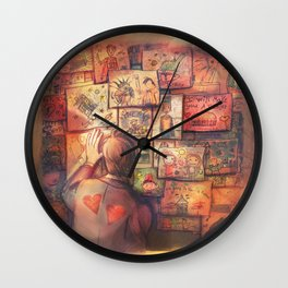 I Will Not Forget One Line of This - Doctor Who Wall Clock