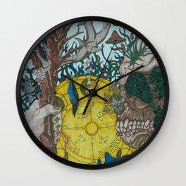 Invasive Species Wall Clock