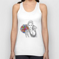 once upon a  time Tank Tops featuring Once upon a time... by Geek World