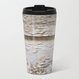 Flaky Metal Travel Mug