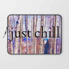 Just Chill Laptop Sleeve