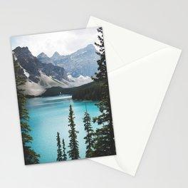 •lake moraine • Stationery Cards