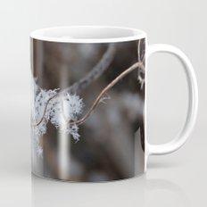 Delicate Snowflake Mug