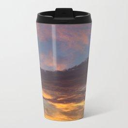 Sky on Fire. Travel Mug