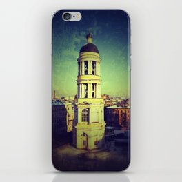 Cathedral At Dawn iPhone Skin
