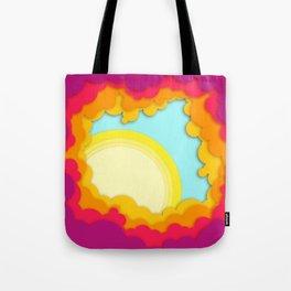 Sunrise - Sunset Tote Bag