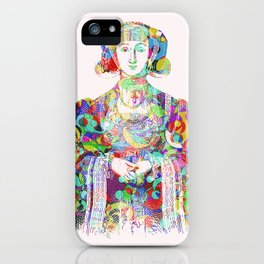 Anne of Cleves iPhone Case