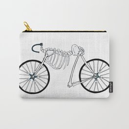 Skeleton Bike Carry-All Pouch