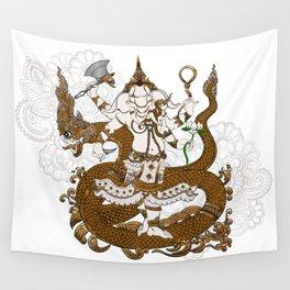 Garnesha Mash Up Wall Tapestry
