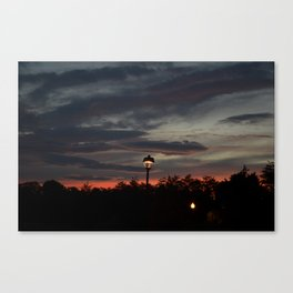 Sky 5 Canvas Print