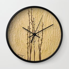 Together - for the SandyHook families Wall Clock
