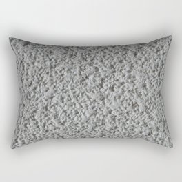 Texture #15 Popcorn ceiling. Rectangular Pillow