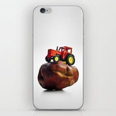 The Mutant Potatoe iPhone & iPod Skin