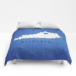 Kentucky Wildcats Comforters