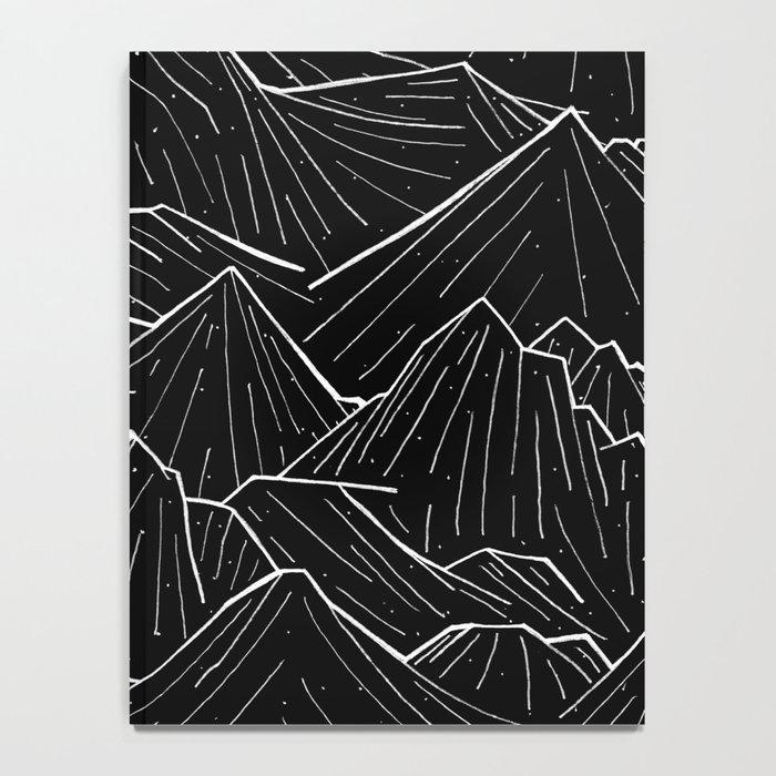 The Dark Mountains Notebook