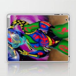 Alien Wear Laptop & iPad Skin