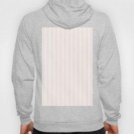 Pink Linen Stripe Hoody
