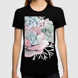 Garden of Succulents T-shirt