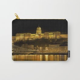 Budapest Golden Night Carry-All Pouch