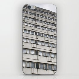 Abandoned Building iPhone Skin
