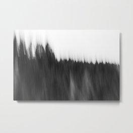 Zeitgefluester NO2 Metal Print