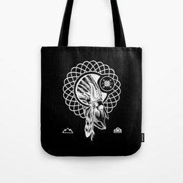 SPIRIT PATH Tote Bag