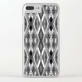 Modulo 68 Clear iPhone Case