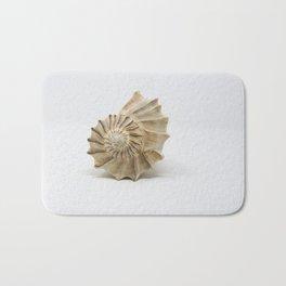 Lightning Whelk Seashell Bath Mat