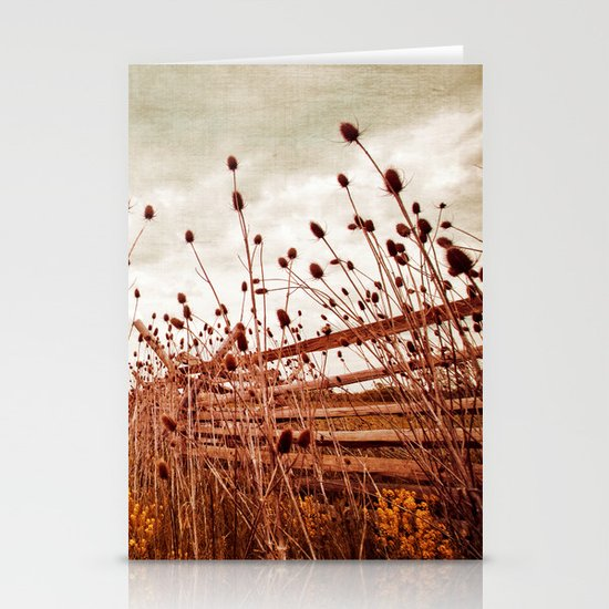Scattered Thoughts of Yesteryear Stationery Cards