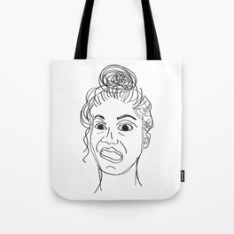 crayfie Tote Bag