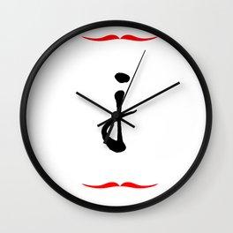 Monogram | j Wall Clock