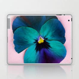 Viola tricolor Laptop & iPad Skin
