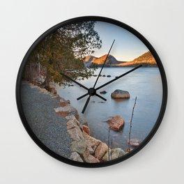 Jordan Pond Trail Wall Clock