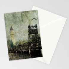 Beyond the Bridge Stationery Cards
