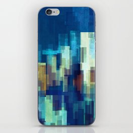 City Nights iPhone Skin