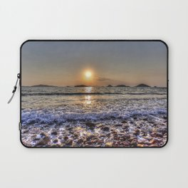 Turkey Beach Sunset Laptop Sleeve