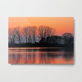 Sunset_2 Metal Print