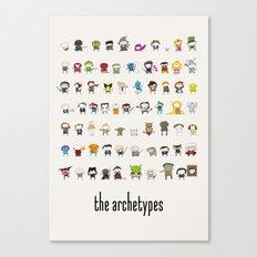 Archetypes Canvas Print