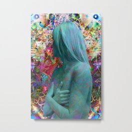 Rebirth of Venus 1305 Metal Print