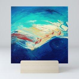 Turbulence Mini Art Print