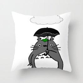 Boiiii Throw Pillow