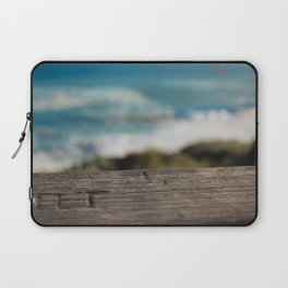 Wooden Carving Laptop Sleeve
