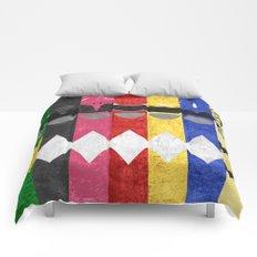 Mighty Morphin Power Rangers Comforters