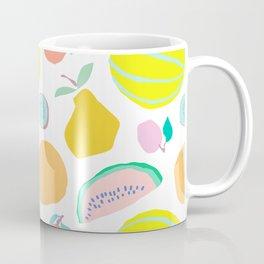 Minimalist Fruit Salad Coffee Mug